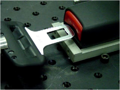 Perform A Sequence Of Tests On Seatbelt Buckle Embly To Ensure Correct Operation The Latching And Release Mechanisms